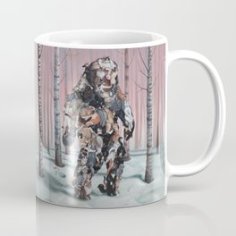 Catsquatch II Coffee Mug