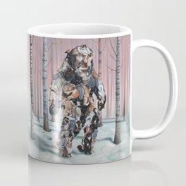 Catsquatch II Coffee Mug