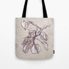 Pear tree Tote Bag