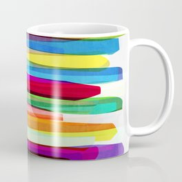Colorful Stripes 1 Coffee Mug