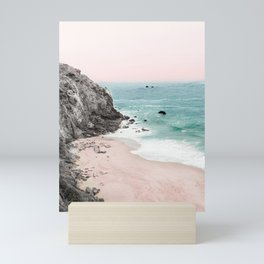Coast 5 Mini Art Print