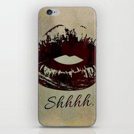 Lips JJEBXYE iPhone Skin
