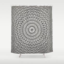 Circle Shower Curtain