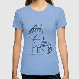 Origami cats T-shirt