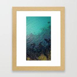Jeju, Sea Framed Art Print