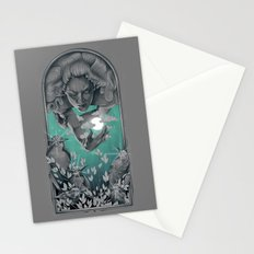 The Bird Keeper Stationery Cards