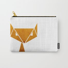 Origami Fox Carry-All Pouch