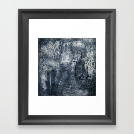 ZOOMSCAPE SERIES #I  Framed Art Print