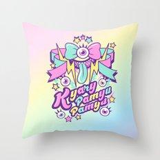 Kyary Pamyu Pamyu Print B Throw Pillow