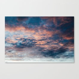 Dream World Canvas Print