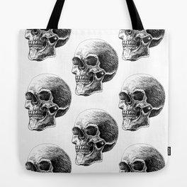 Skull pattern 2 Tote Bag