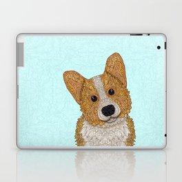 Cute Corgi Laptop & iPad Skin