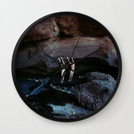 Melancholia I Wall Clock