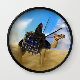 Desert Dweller Revelation Wall Clock