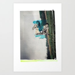 Domestication Of Fair Art Print
