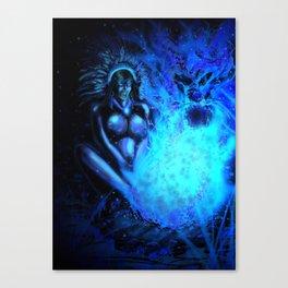 Pocahontas Canvas Print