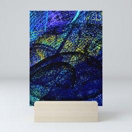 Abstract 8493 Mini Art Print