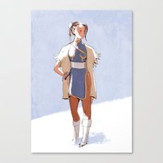 Chun-Li Canvas Print