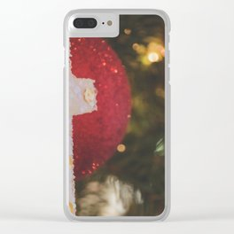 It's Christmas 5 Clear iPhone Case