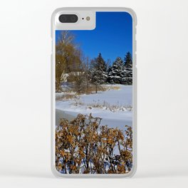 Transitioning Soul Clear iPhone Case