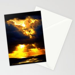 The Assend Of Mother Teresa Stationery Cards
