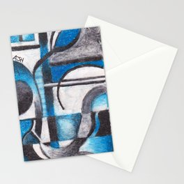 02. Flow of Thought Stationery Cards