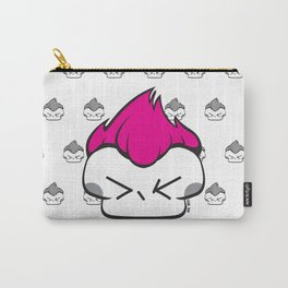 Artist Skull Carry-All Pouch