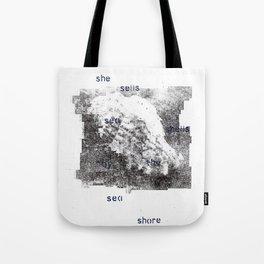 Sells Sea Shells Tote Bag