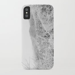 Carolina Winter iPhone Case