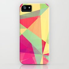 Summer Abstract iPhone (5, 5s) Slim Case