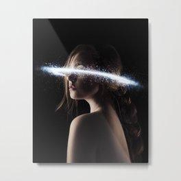 Space Angel Metal Print