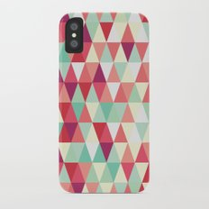 Lava Lamp iPhone X Slim Case