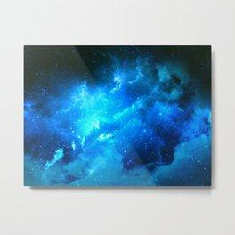 Lost Nebula Metal Print