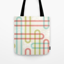 Japanese Pattern: Summer Tote Bag