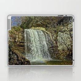 Looking Glass Falls Moment Laptop & iPad Skin
