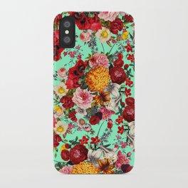 EXOTIC GARDEN XV iPhone Case