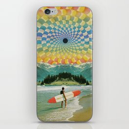 Surfer iPhone Skin
