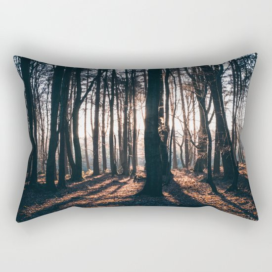 We're All Wild Rectangular Pillow