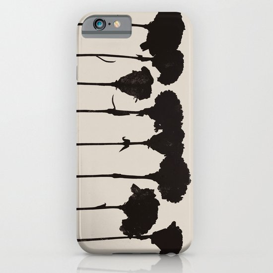 carnations 1 iPhone & iPod Case