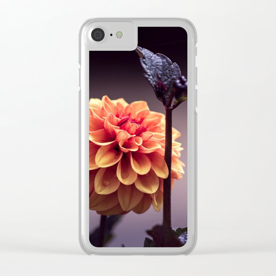 Treasure of Nature V Clear iPhone Case