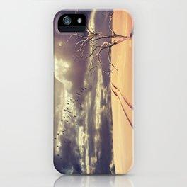 Desert Dreamscape iPhone Case