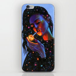 Ask the Universe iPhone Skin