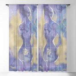 Storm Inside Sheer Curtain