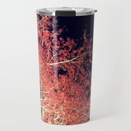 Inverted Tree Dark Night Travel Mug