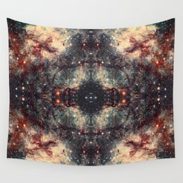 Space Mandala 30 Wall Tapestry