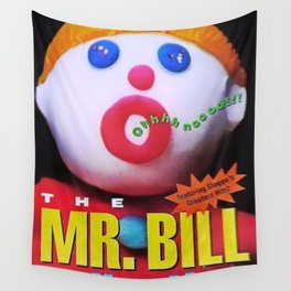 Mr. Bill Wall Tapestry
