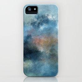 Calmly Dynamic iPhone Case