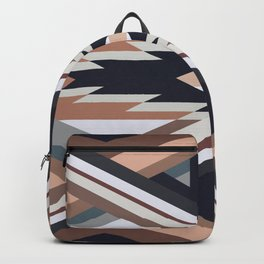 American Native Pattern No. 206 Backpack