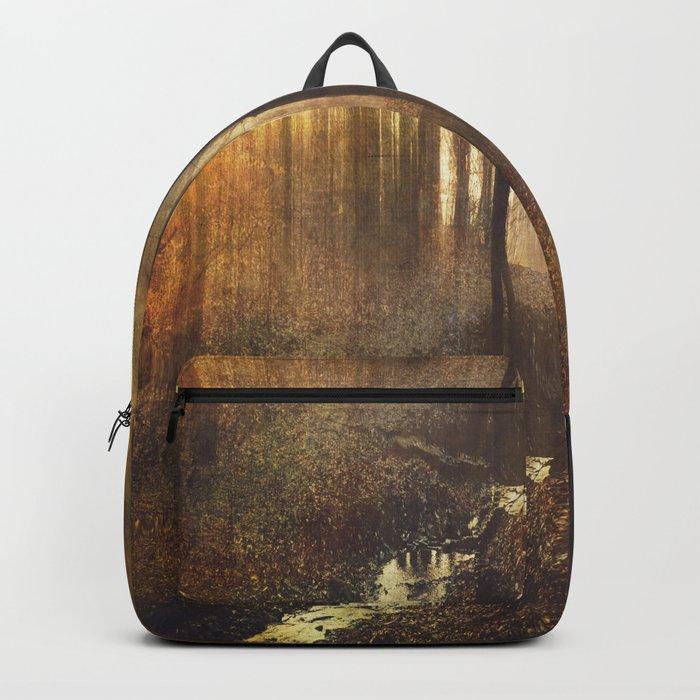 Vintage Woods Backpack