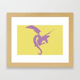 Shadowcat Framed Art Print